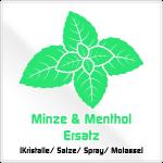 Minze & Menthol Ersatz