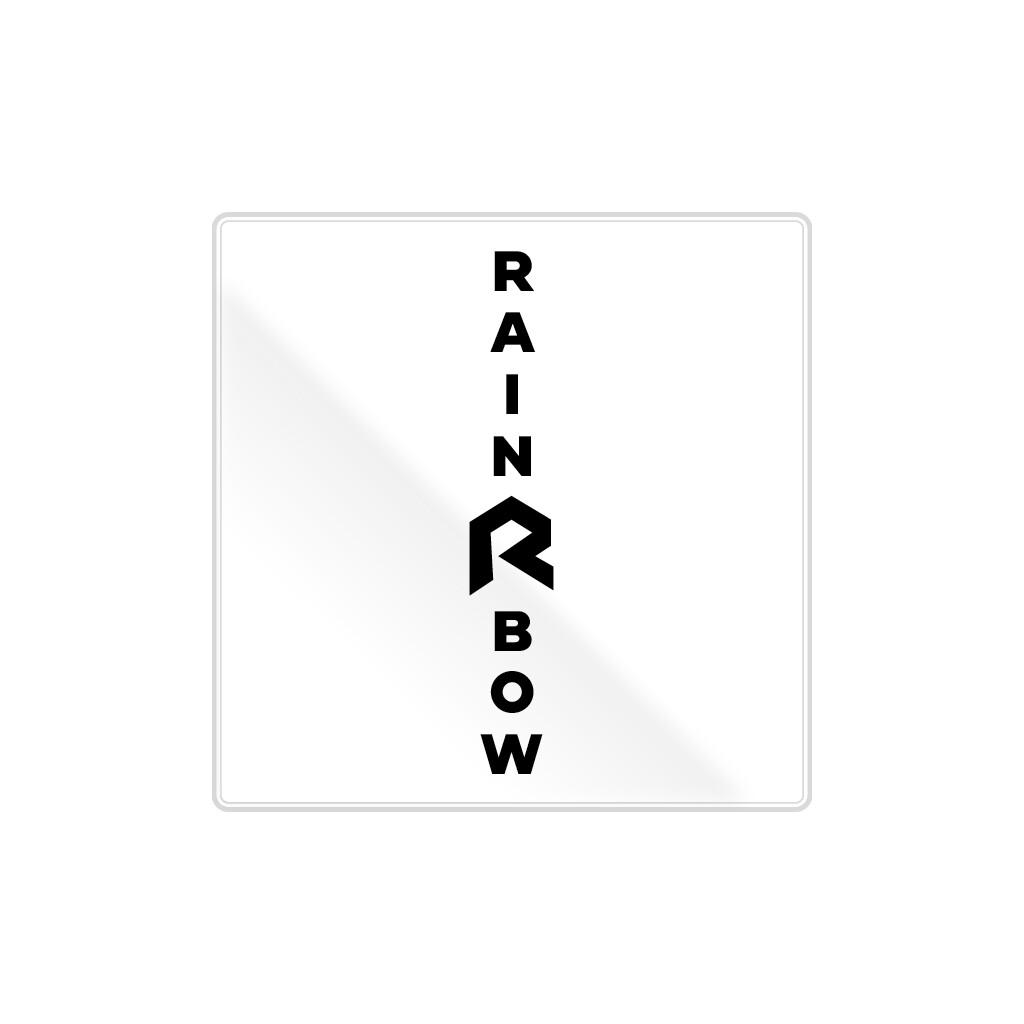 Rainbow Hookah