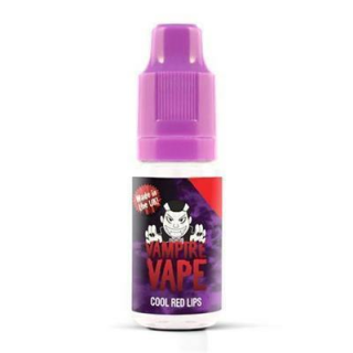 Vampire Vape Cool Red Lips 3mg