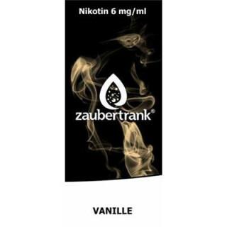 Zaubertrank Vanille - 6mg