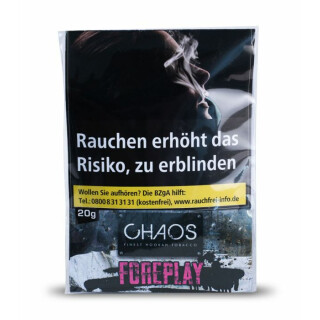 Chaos - Foreplay 20g
