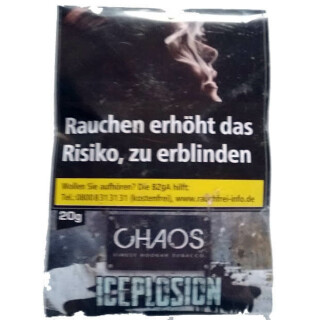 Chaos - Iceplosion 20g
