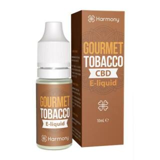 Harmony - Gourmet Tobacco - 600mg CBD