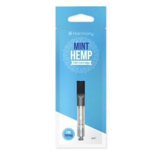 Harmony - CBD Pen Cartridge - Moroccan Mint
