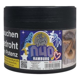187 Tobacco - #040 Hamburg 200g [plus]