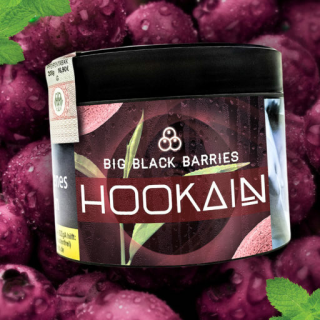 Hookain - Big Black Barries 200g [plus]