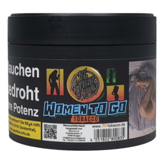 187 Tobacco - Woman To Go 200g [plus]