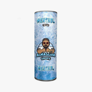 Al Massiva Tobacco Drops - Menthol - 30ml Dripper