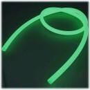 AO - Soft-Touch Silikonschlauch Glow Grün