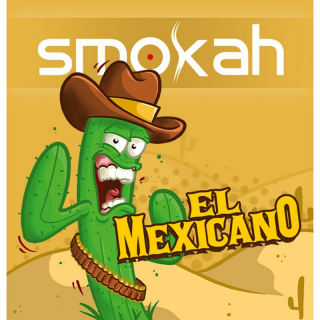 Smokah Tobacco - El Mexicano 200g