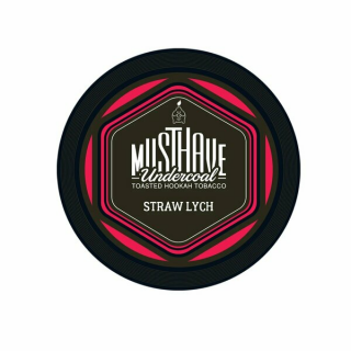 Musthave Tobacco - Straw Lych 200g