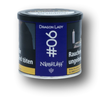 NameLess Tobacco - #06 Dragon Lady 200g