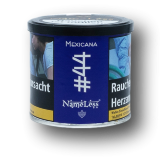NameLess Tobacco - #44 Mexicana 200g