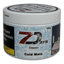 7 Days Classic - Cold Melo 200g