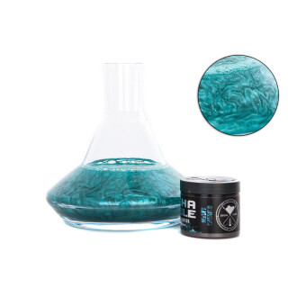 Shisha Bubble - Farbpulver - Velvet Emerald 50g